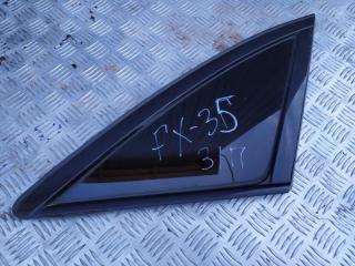 Запчасть стекло кузовное заднее правое Infiniti FX35 2003-2008