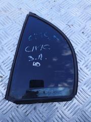 Запчасть форточка двери задняя левая Honda Civic 4D 2005-2008