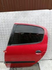 Запчасть дверь задняя левая Peugeot 206 2007