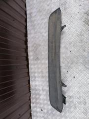 Накладка на бампер задняя Highlander 2007-2013 GSU40L 3.5 2GR-FE