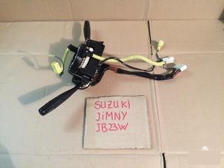 Блок подрулевых переключателей SUZUKI JIMNY 2002г.; JB23W K6A 37400-81AH0 контрактная
