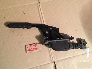 Ручка ручника SUZUKI JIMNY 2002г.; JB23W K6A 54100-81A00 контрактная