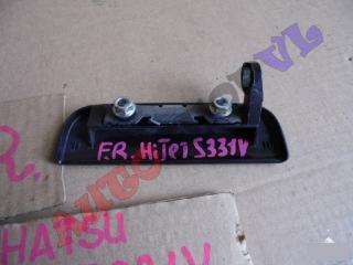 Ручка двери внешняя передняя правая DAIHATSU HIJET CARGO S331V KFVE