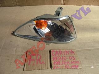 Габарит передний правый TOYOTA CARINA 1996-1998