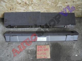 Обшивка багажника TOYOTA COROLLA SPACIO 09.1999г.