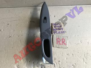 Кнопка стеклоподъемника задняя правая TOYOTA PRIUS 11.1999