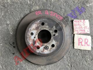 Тормозной диск задний правый TOYOTA MARK II QUALIS