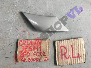 Запчасть молдинг на крыло задний левый TOYOTA CROWN 08.2000