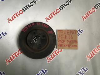 Тормозной диск передний левый TOYOTA SPRINTER TRUENO