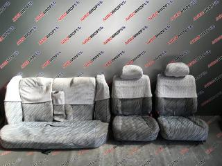Чехлы на сидения TOYOTA CAMRY