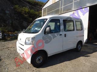 Полозья для сдвижной двери задняя правая DAIHATSU HIJET CARGO S321V KFVE
