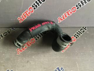 Патрубок системы охлаждения Toyota Prius NHW11 1NZFXE 04.2002 нижн. (б/у)