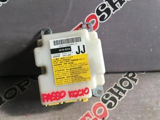 Блок управления airbag TOYOTA PASSO 04.2008