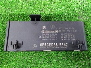 Блок управления крышки багажника Mercedes-Benz S-Class