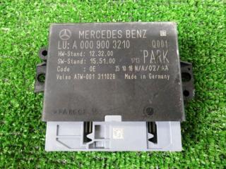Блок управления парктроников Mercedes-Benz GLE-Class