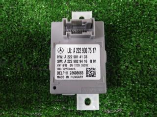 Блок управления подсветкой AMBIENTE Mercedes-Benz S-Class