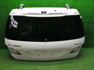 Крышка багажника Mercedes-Benz GLS-Class X166 контрактная