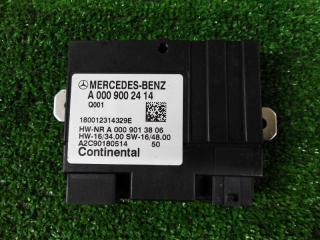 Блок управления топливным насосом Mercedes-Benz S-Class W222 контрактная