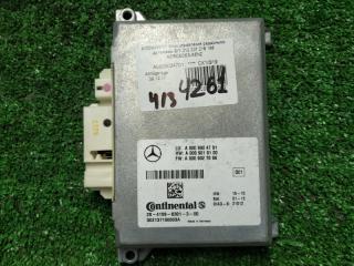 Блок управления радарными датчиками Mercedes-Benz M-Class