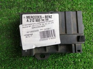 Блок управления топливным насосом Mercedes-Benz M-Class