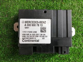Блок управления топливным насосом Mercedes-Benz C-Class