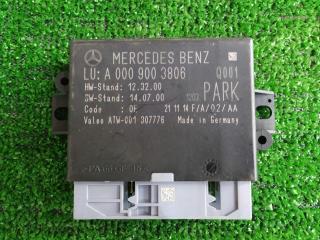 Блок управления парктроников Mercedes-Benz C-Class