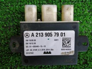Блок управления крышки багажника Mercedes-Benz E-Class