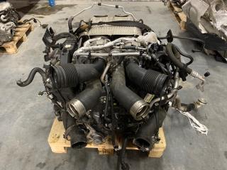 Двигатель Mercedes-Benz AMG GT 2015