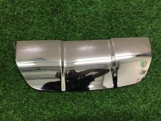 Накладка бампера задняя Mercedes-Benz M-Class