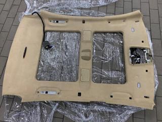 Обшивка потолка Mercedes-Benz S-Class