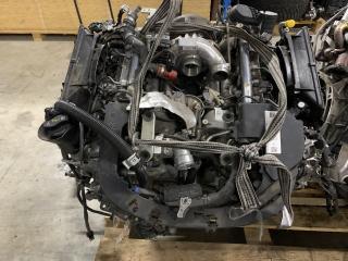 Двигатель Mercedes-Benz GLE-Class 2017