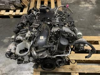 Двигатель Mercedes-Benz E-Class 2016