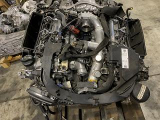 Двигатель Mercedes-Benz GLE-Class 2016