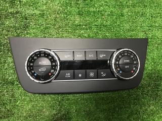 Блок управления климат-контролем Mercedes-Benz M-Class