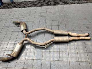 Выхлопная система AMG Mercedes-Benz S-Class
