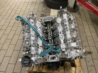 Двигатель Mercedes-Benz GLS-Class 2017