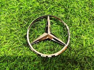 Эмблема крышки багажника Mercedes-Benz S-Class