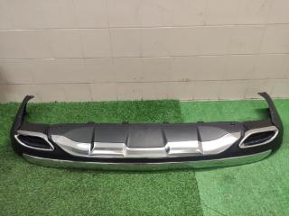 Диффузор в сборе задний Mercedes-Benz GLE-Class