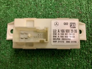 Блок регулировки фар Mercedes-Benz M-Class