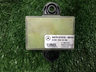 Реле свечей накала Mercedes-Benz GLC-Class 2018
