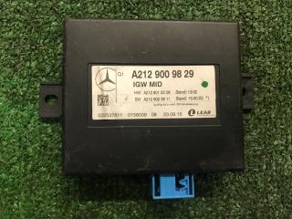 Блок управления круиз-контролем Mercedes-Benz GLE-Class