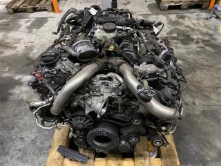 Двигатель Mercedes-Benz G-Class 2013