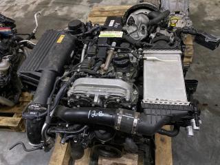 Двигатель Mercedes-Benz C-Class 2016