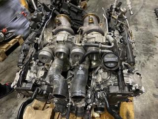 Двигатель Mercedes-Benz C-Class 2015