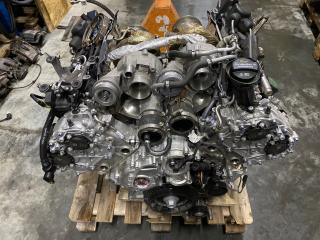 Двигатель Mercedes-Benz E-Class 2018