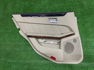 Обшивка двери задняя левая Mercedes-Benz E-Class