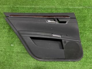 Обшивка двери задняя левая Mercedes-Benz S-Class