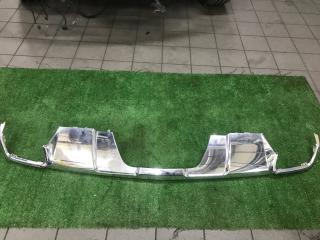 Хром бампера задний Mercedes-Benz GL-Class