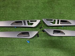Накладки двери декоративные Mercedes-Benz GLE-Class