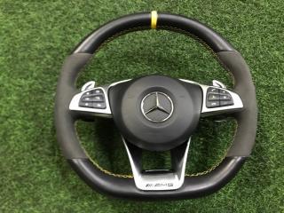 Руль Mercedes-Benz C-Class W205 контрактная
